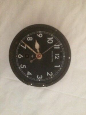 Military Smiths Astral Clock