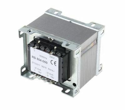 RS Pro 75VA 2 Output Chassis Mounting Transformer, 18V ac