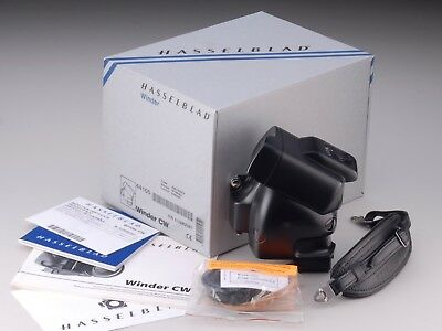 Hasselblad 44105 Winder Cw With Remote Control - Mint And Boxed
