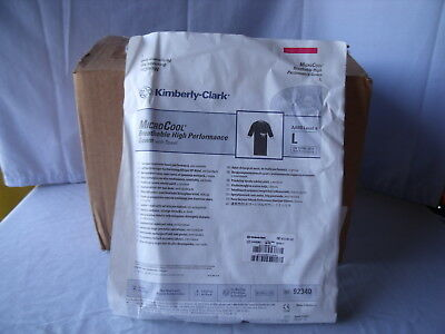 Surgical Gown & Towel KC400 Size L MicroCool Breathable! K1