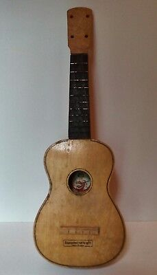 Rare Haro Instruments Ukulele, Made In Germany, Ready To Restore