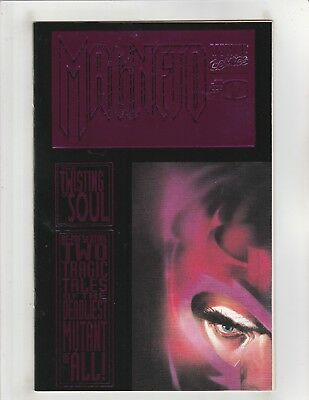 Magneto (1993) #0 VF+ 8.5 Marvel Comics X-Men, Foil Cover