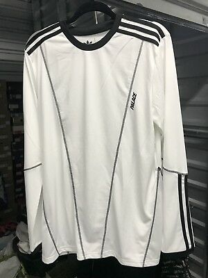f0caf9fd29b6 Palace X Adidas Long Sleeve Tee Shirt Size Large Brand New With Tags Rare
