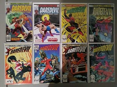Daredevil#162-#199. Lot Of 8.. All In Vf+ Or Better Condition