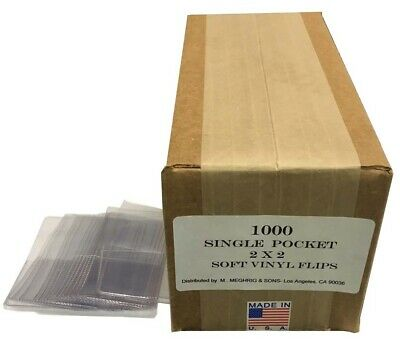 100 28A Single Pocket 2x2 With Flap Pack