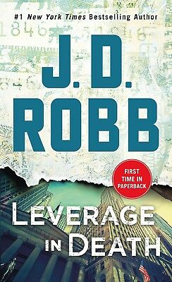 Leverage in Death: An Eve Dallas Novel, Bk 47 (Paperback, 2018) by J. D. Robb