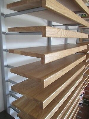 13 stairs oak cladding - system2 - OILED WITH PREMIUM HARDWAX-OIL