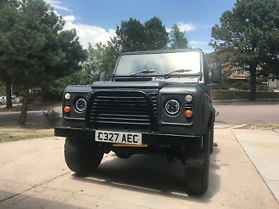 1986 Land Rover Defender  1986 Land rover defender 90