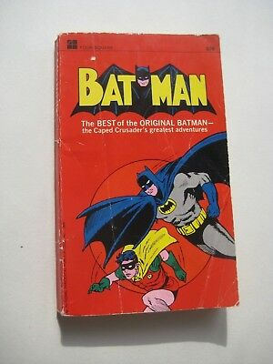 DC Batman - Best of the original Batrman - Four Square - 1966 - first ed? book
