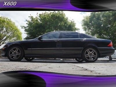S-Class S 430 Mercedes-Benz S-Class Black with 113,964 Miles, for sale!