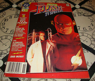 The Flash TV Special #1 (1991) DC Comics FN/VF Condition