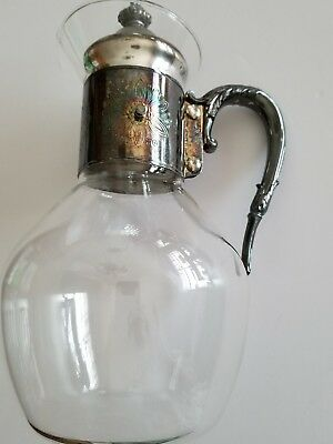 Replacement Vintage Silverplate Coffee Pot