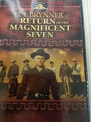 Return of the Magnificent Seven DVD