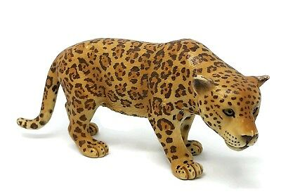 Schleich Jaguar Cat Wild Life Pretend Play Toy Animal Figure 2006