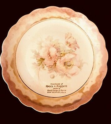 Advertising Plate Henry J. Magnant Herald Ranges New Bedford, MA 1900 - 1920's