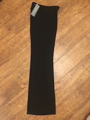 Mamas And Papas black Maternity Trousers Size 6L