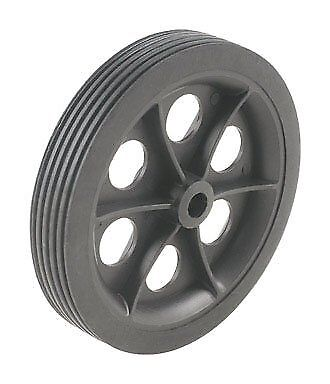 "SHOPPING CART WHEEL 5.0"" by APEX MfrPartNo SC9014-P02"
