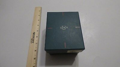 LENOX EMPTY GIFT BOX Old Epsteins tag