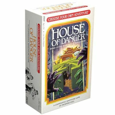 Choose Your Own Adventure - House of Danger | Z-Man Games - New Game
