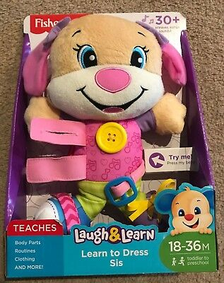 Fisher Price Laugh And Learn Toy