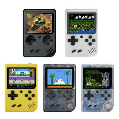 "3.0"" Retro FC Mini TV Handheld NES Game Console Built-in 168 Classic Kids' Games"