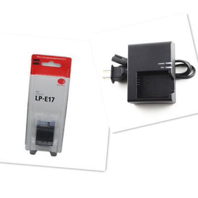 LP-E17 lpe17 Camera battery For Canon EOS M3 M5 750D 760D T6i T6s 8000D Kiss X8i