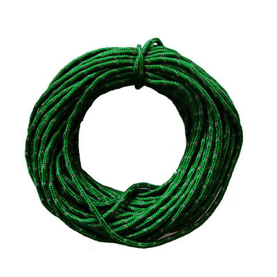 2.5MM Reflective Guyline Camping Tarp Tent Rope Guy Line Cord Paracord Green dl