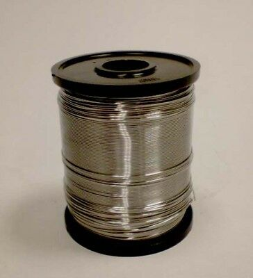 BEEHIVE FRAME WIRE - 0.5mm STAINLESS STEEL WIRE 500g 24 GAUGE - UK wire supplier