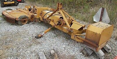 Woods S105-3 Ditch Bank rotary boom mower, NO RESERVE!!!