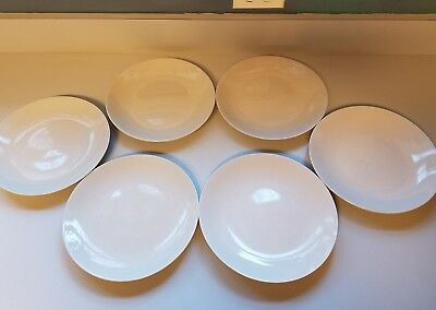 6~ IKEA Moda Fina Cream Color Dinner Plates Sweden 20464 & 6~ IKEA MODA Fina Cream Color Dinner Plates Sweden 20464 - $27.99 ...