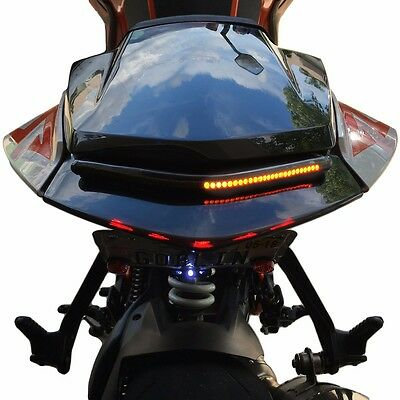 KTM 1290 Super Duke R 2014-2018 REAR LED TURN SIGNALS LIGHT BAR 14 15 16 17 18