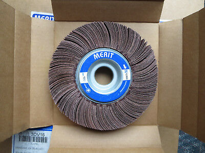 Merit Grind-O-Flex Abrasive Flap Wheel 180 Grit
