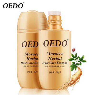 OEDO Morocco 100 Herbal Hair Care Essence Loss Treatment Men Women Fast regrowth