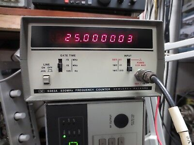 HP-5383A Frequency Counter, Good Working Condition