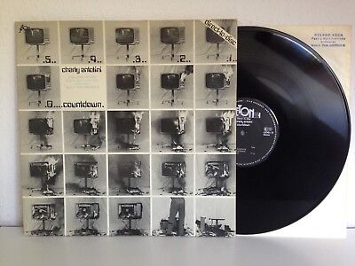 "CHARLY ANTOLINI   ""0....COUNTDOWN "" LP Vinyl 12""               direct-to-disc"