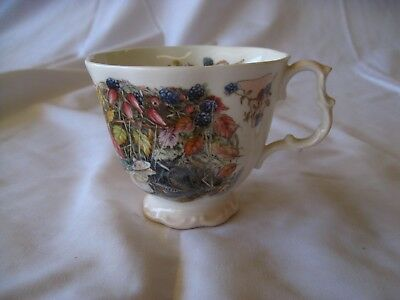 "Royal Doulton, Brambly Hedge - ""Autumn"" tea cup"