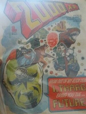 2000Ad Prog 13 (Issue 13) Excellent Condition