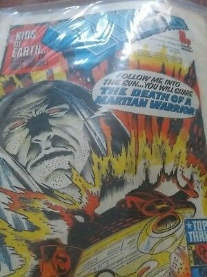 2000Ad Prog 11 (Issue 11) Excellent Condition