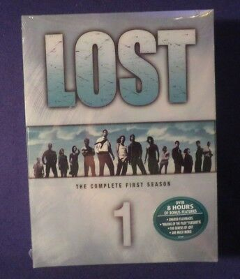 NIP LOST: THE COMPLETE FIRST SEASON DVD Movie Set SEALED!