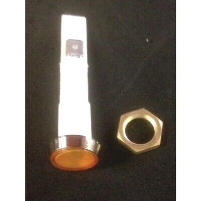 Classeq Amber Indicator Lamp ref 505.0003 (Next working day UK Delivery)