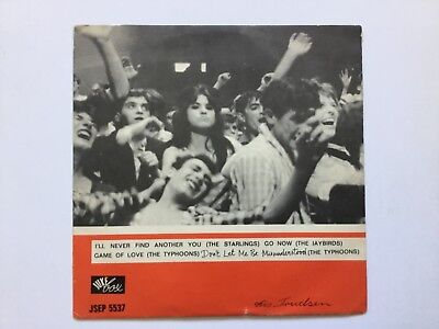 """V/A The Jaybirds The Starlings The Typhoons 7"""" Beat 60s Petards Pretty Things"""