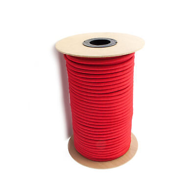 Red Elastic Bungee Rope Shock Cord Tie Down Boats Bikes Trailers up to 100m B