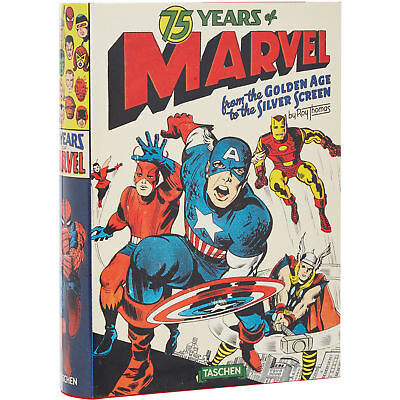 75 Years of Marvel Comics - From The Golden Age To The Silver Screen, New Sealed