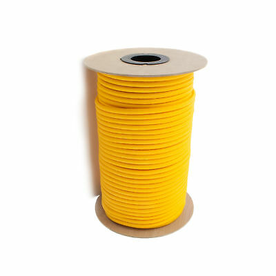 Yellow Elastic Bungee Rope Shock Cord Tie Down Boats Bikes Trailers up to 100m B