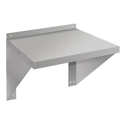 Vogue Stainless Steel Microwave Shelf Large (Next working day UK Delivery)