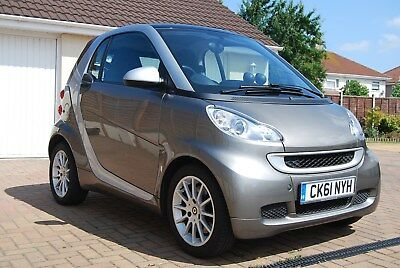 Smart Car Four Two Passion MHD Auto