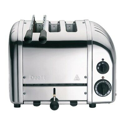 Dualit 2 + 1 Combi Vario 3 Slice Toaster Polished 31213 (Next working day to UK)