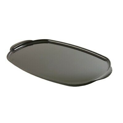 Large Black Oval Tray (Next working day UK Delivery)