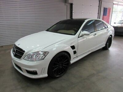 2009 Mercedes-Benz S-Class  2009 Mercedes-Benz  S550 Hard to find White over Tan MUST SEE will not last !