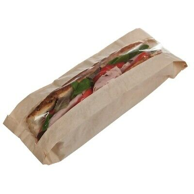 Paper Baguette Bag (Pack of 1000) (Next working day UK Delivery)
